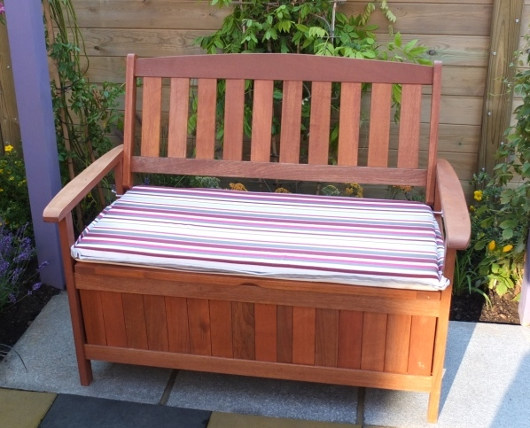 outdoor bench plans wood