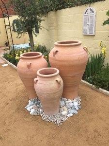 cretan pots